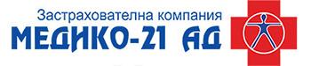 Медико 21 - лого